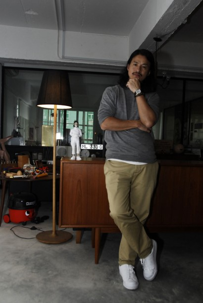 "Michael Lau ""記得 - 碟 ▪ 時間 - 桌"" 展覽 2"
