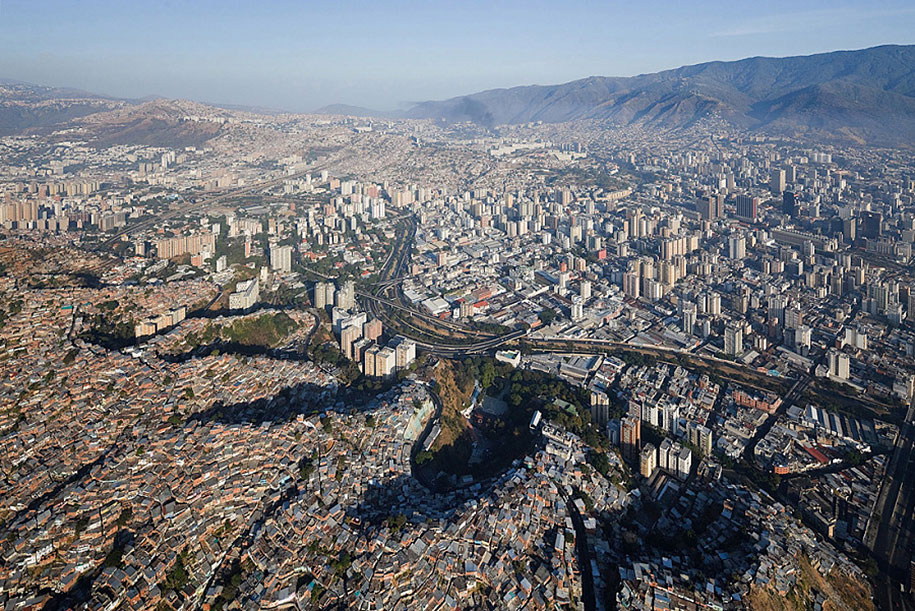 The World's Largest Vertical Slum 7