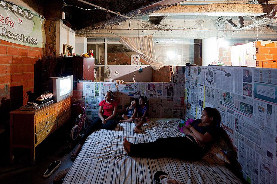The World's Largest Vertical Slum 8