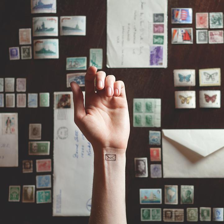 刺青不是耍狠,詩意微型刺青的魅力 8
