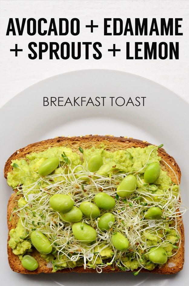 21 Ideas For Breakfast Toasts 10