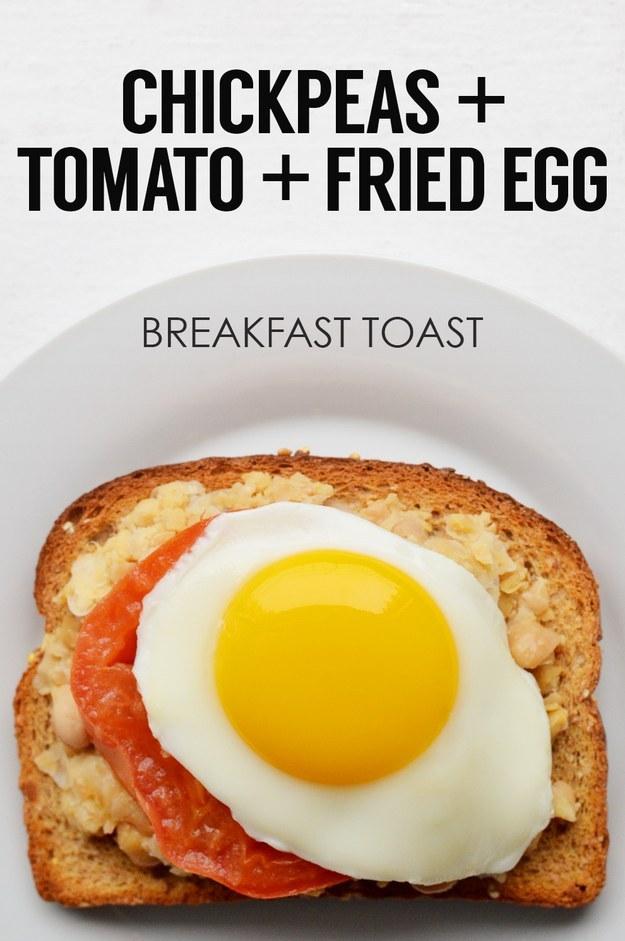 21 Ideas For Breakfast Toasts 12