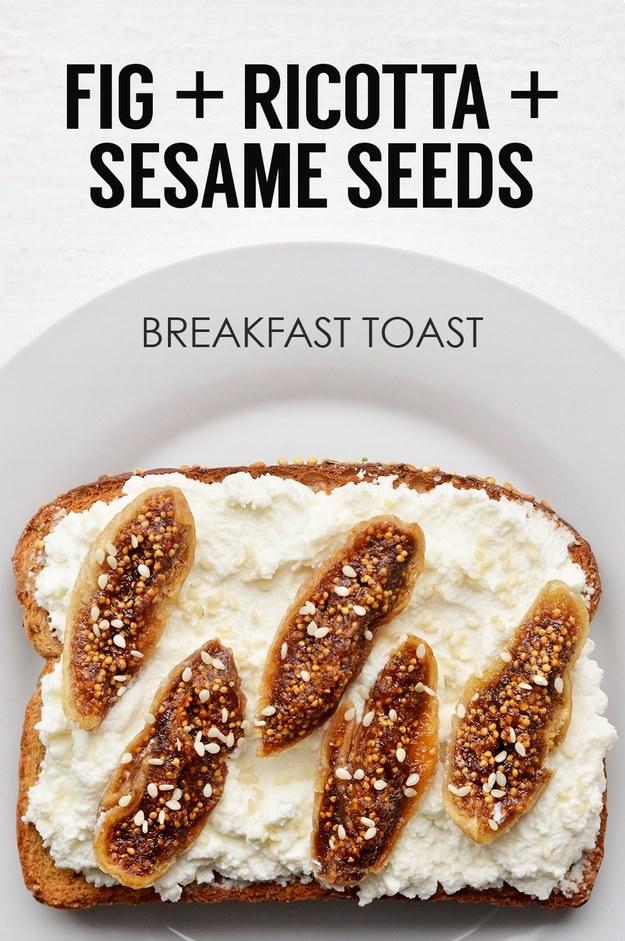 21 Ideas For Breakfast Toasts 17