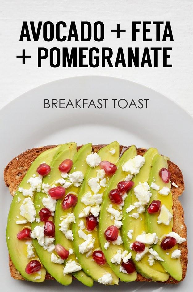 21 Ideas For Breakfast Toasts 23