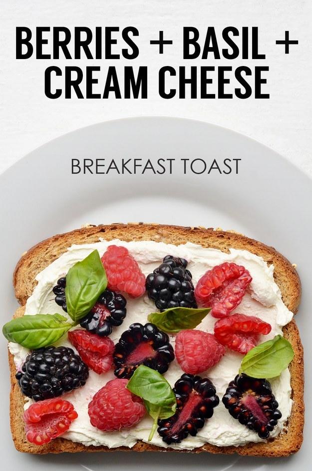 21 Ideas For Breakfast Toasts 24