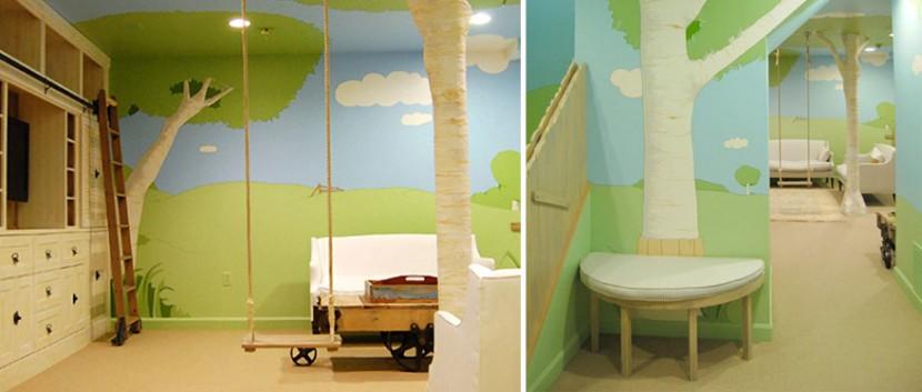22個新奇有趣的兒童房設計 2