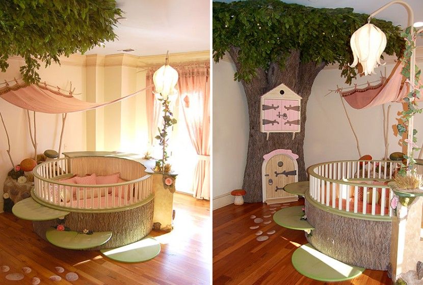 22個新奇有趣的兒童房設計 11