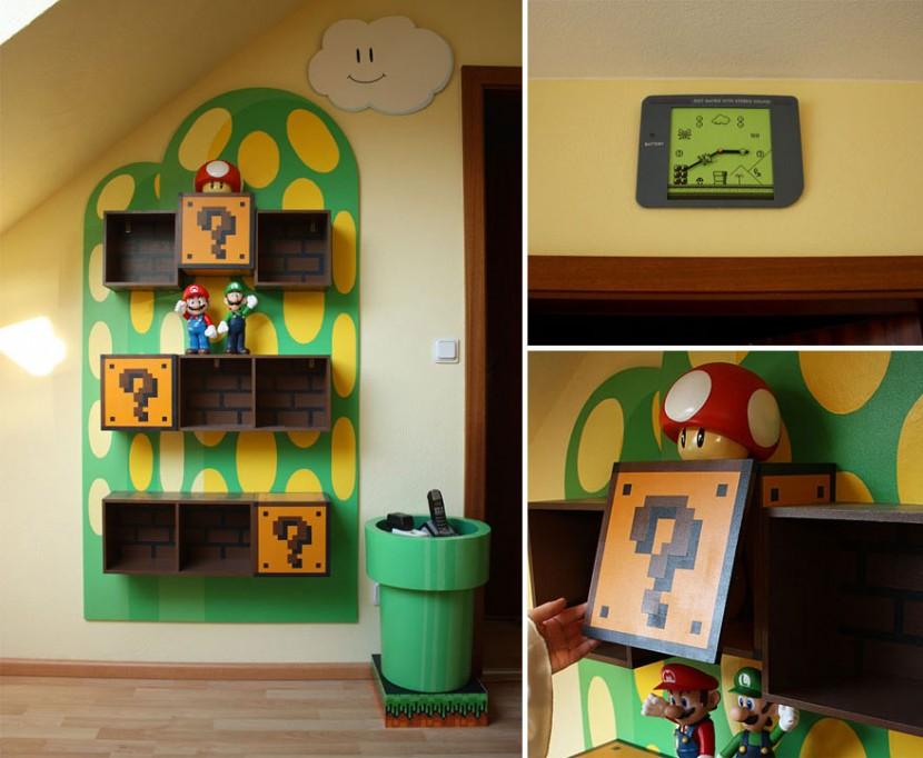 22個新奇有趣的兒童房設計 27