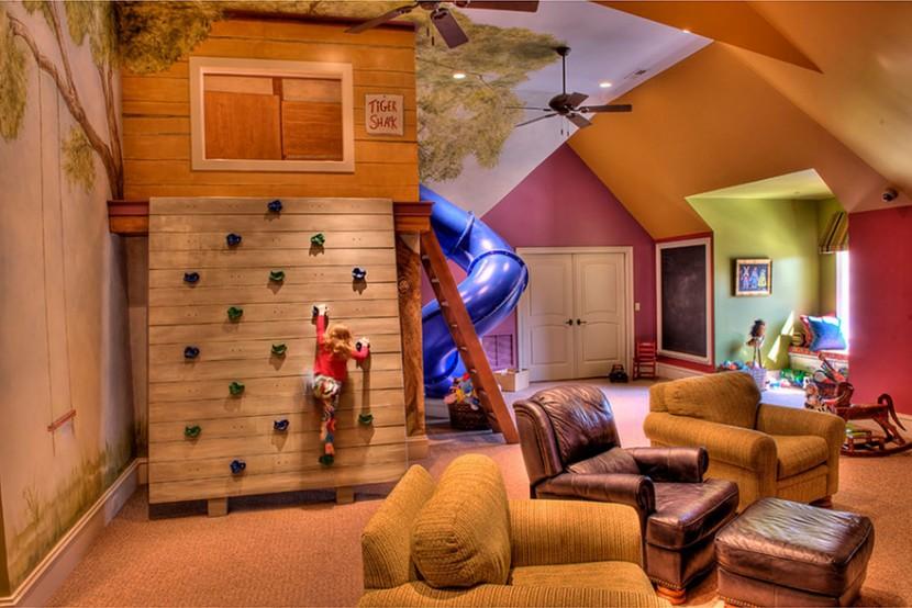 22個新奇有趣的兒童房設計 30