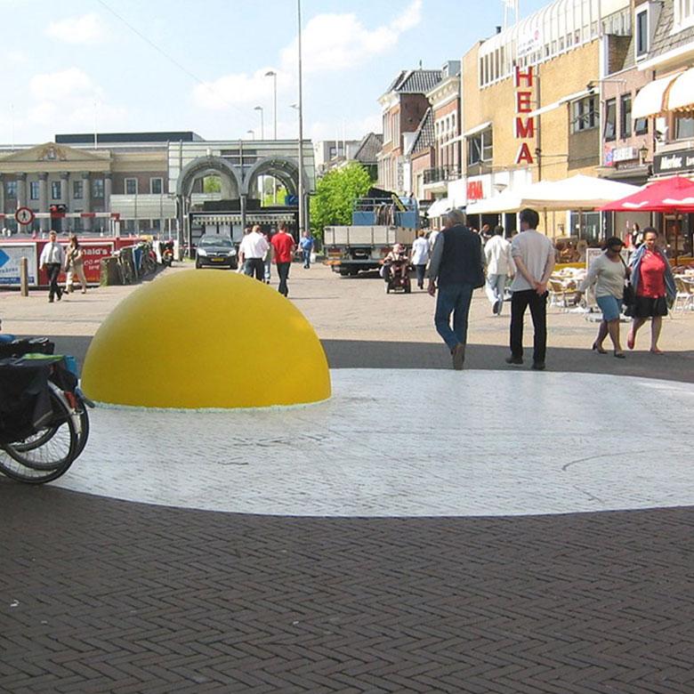 Art Eggcident By Henk Hofstra 7