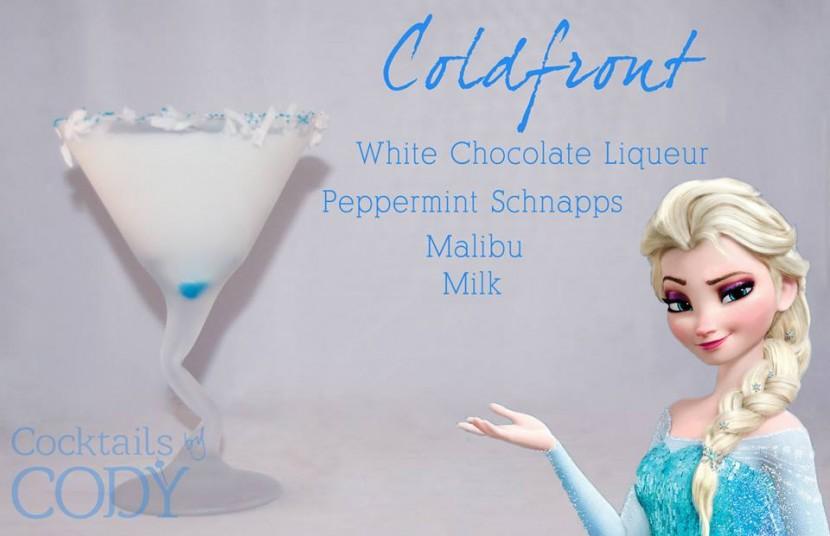 Bartender的滿點創意:女孩們無法招架的公主系調酒 14
