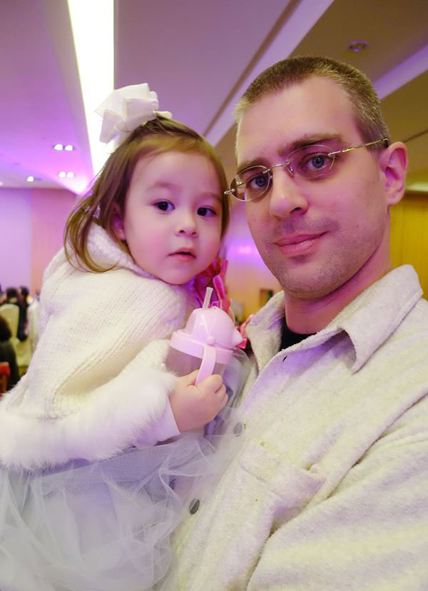 可愛甜美的台德混血小女娃 -  Emilia Angelina 7