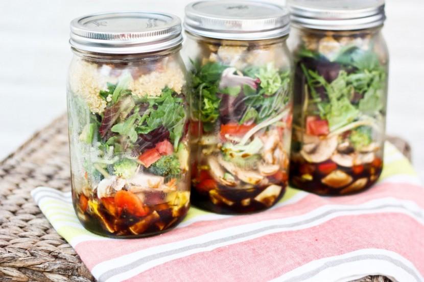 健康飲食新趨勢,自己做罐裝沙拉 22