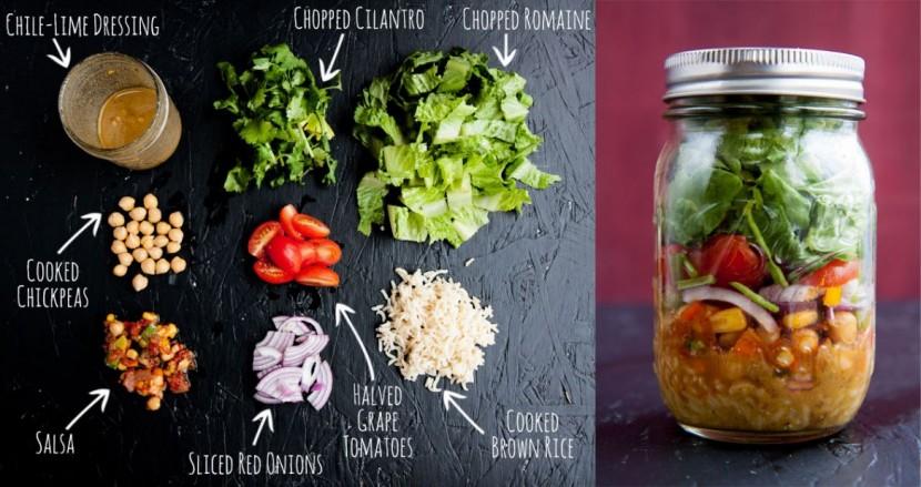 健康飲食新趨勢,自己做罐裝沙拉 28