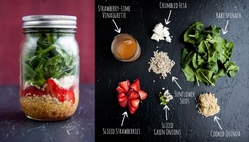健康飲食新趨勢,自己做罐裝沙拉 29