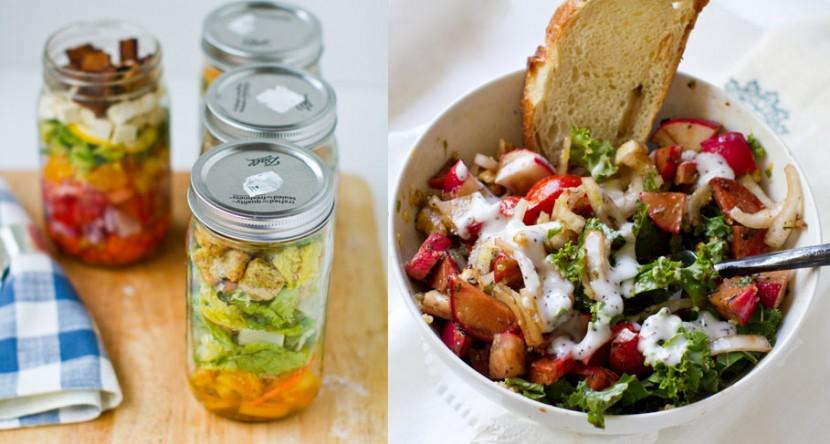 健康飲食新趨勢,自己做罐裝沙拉 31