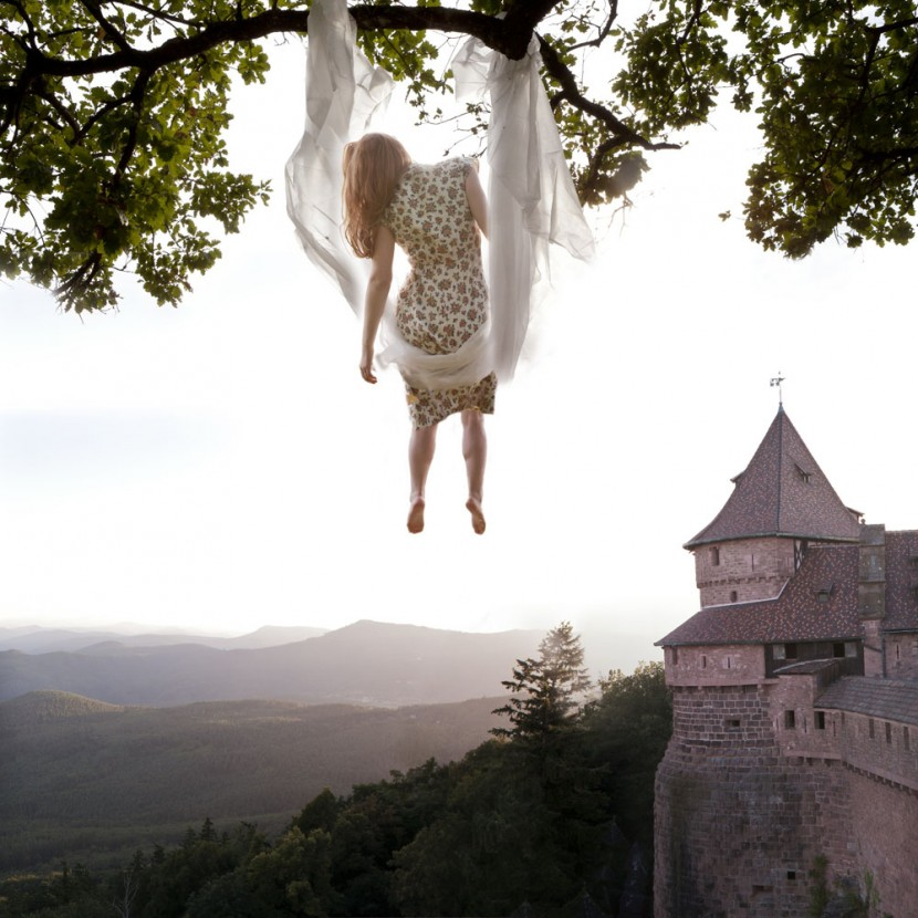 One Photographer's Playful Journey Through 25 Historic Sites in France 13