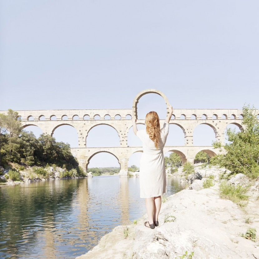 One Photographer's Playful Journey Through 25 Historic Sites in France 15