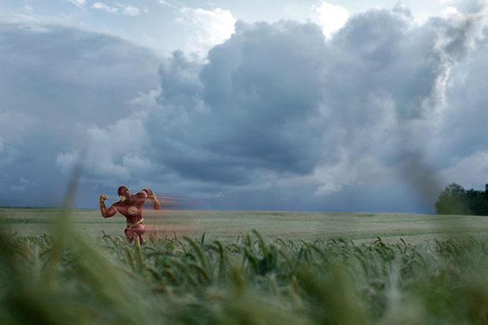 拯救世界之外:超級英雄的寂寞生活 4