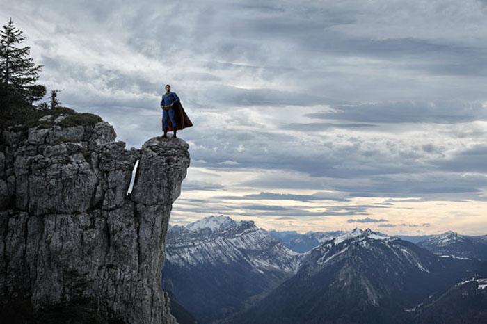 拯救世界之外:超級英雄的寂寞生活 10
