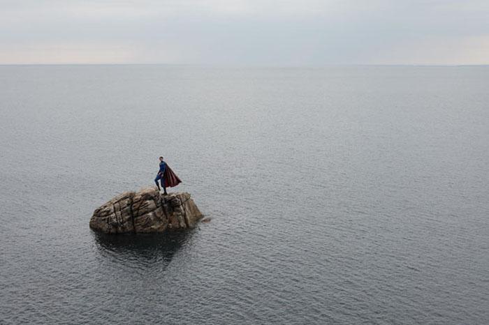 拯救世界之外:超級英雄的寂寞生活 11