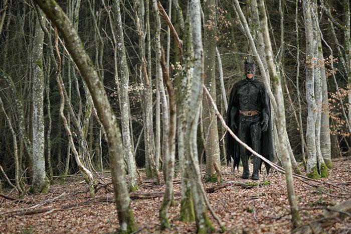 拯救世界之外:超級英雄的寂寞生活 12