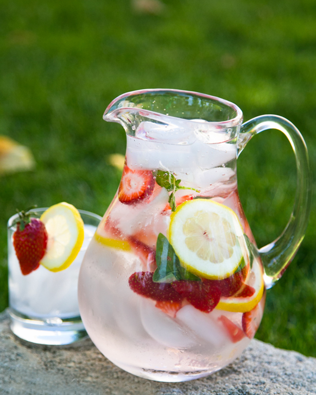 10 Beautiful Fruit-Infused Waters To Drink Instead Of Soda 1
