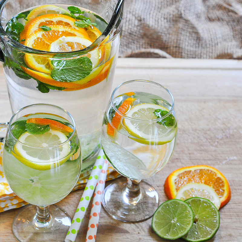 10 Beautiful Fruit-Infused Waters To Drink Instead Of Soda 8