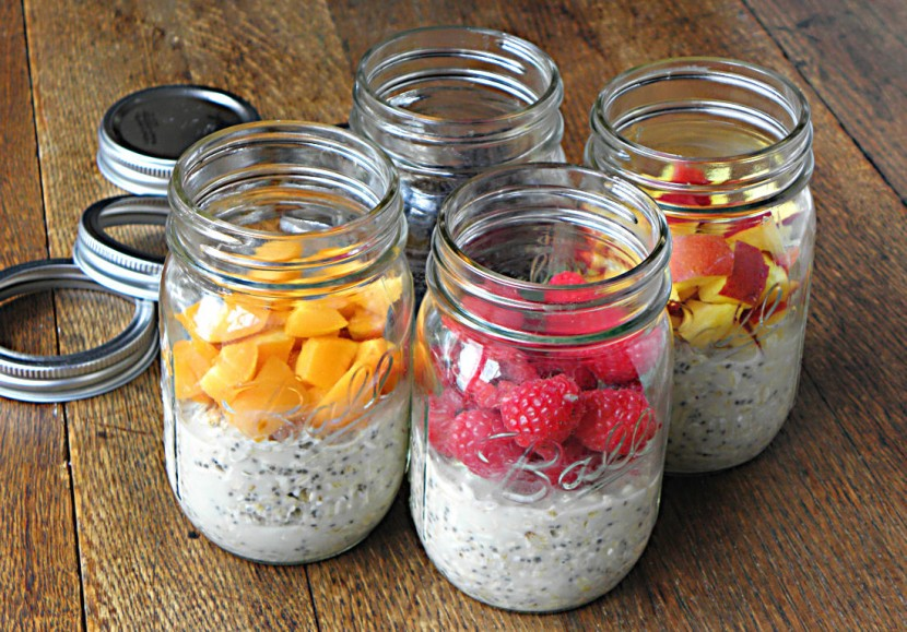 10 Overnight Oats Recipes To Restore Your Faith In Breakfast 3