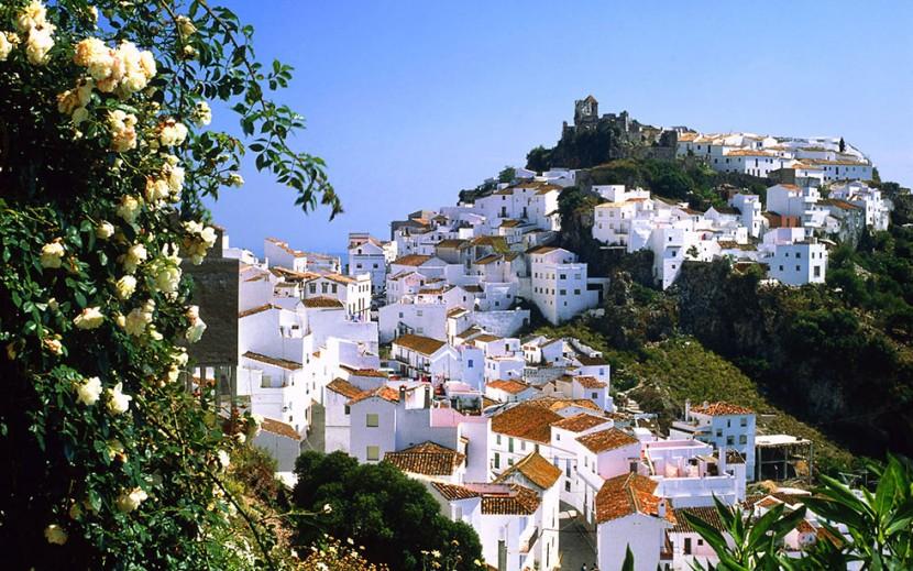 beautiful Mountain-village 5