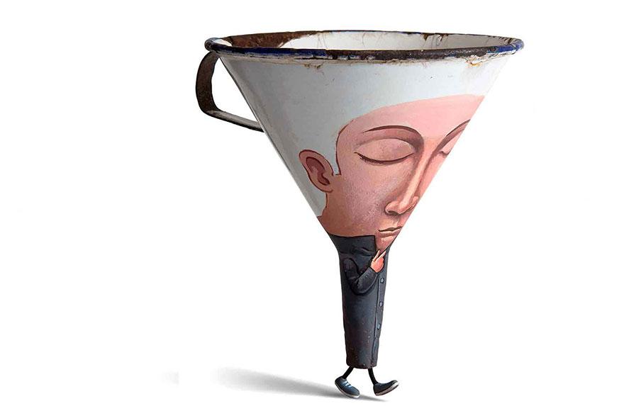 美好生活有法寶,法國藝術家Gilbert Legrand的趣味用品 7