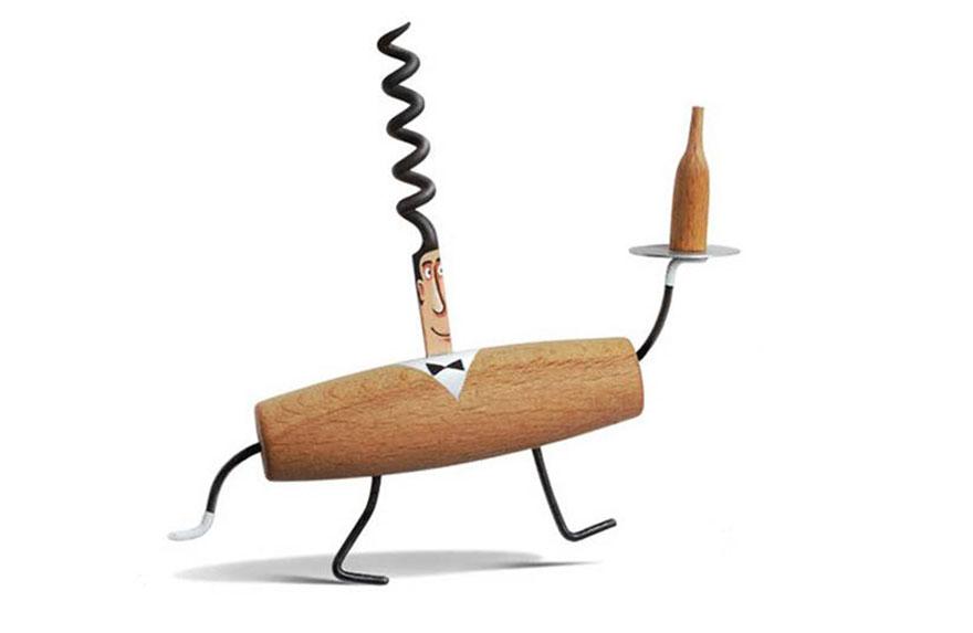 美好生活有法寶,法國藝術家Gilbert Legrand的趣味用品 11