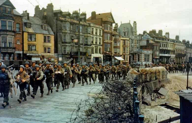 Normandy登陸的過去與現在:70年後的Normandy海灘 2