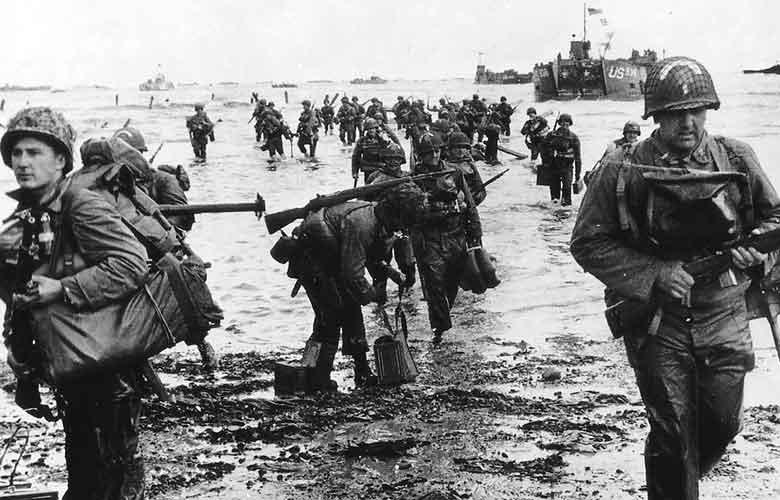 Normandy登陸的過去與現在:70年後的Normandy海灘 4