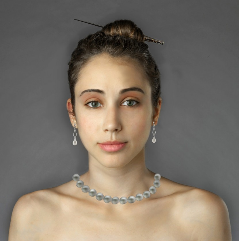 Woman Had Her Face Photoshopped In Over 25 Countries  2