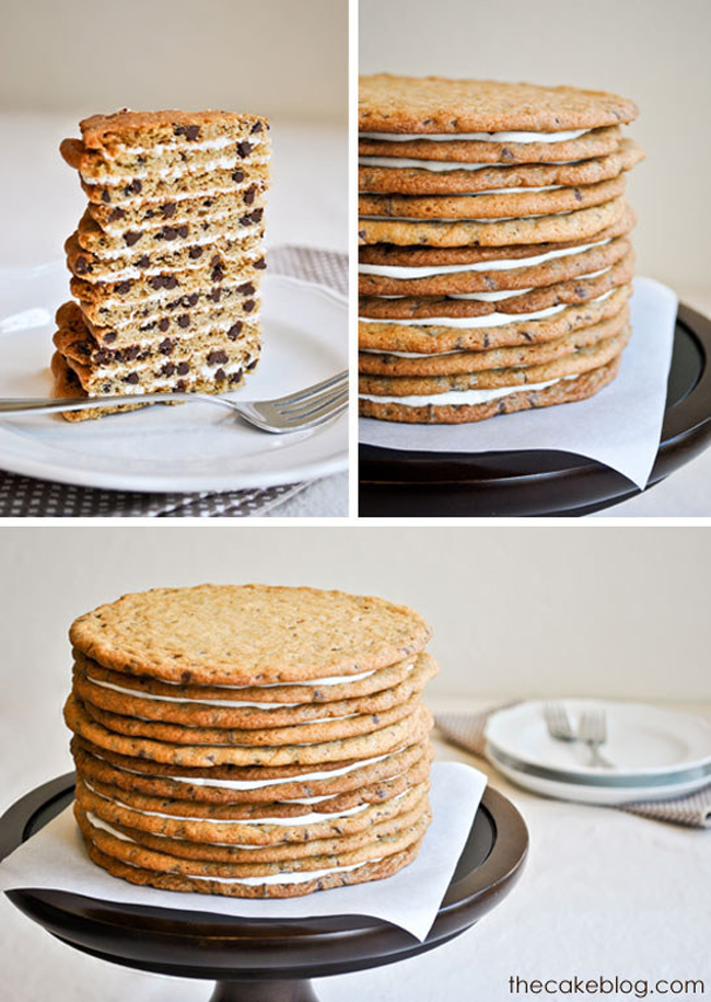 23 Life-Changing Ways To Eat Chocolate Chip Cookies 3