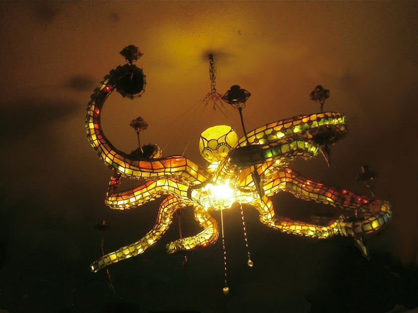 25 Of The Most Creative Lamp And Chandelier Designs 4