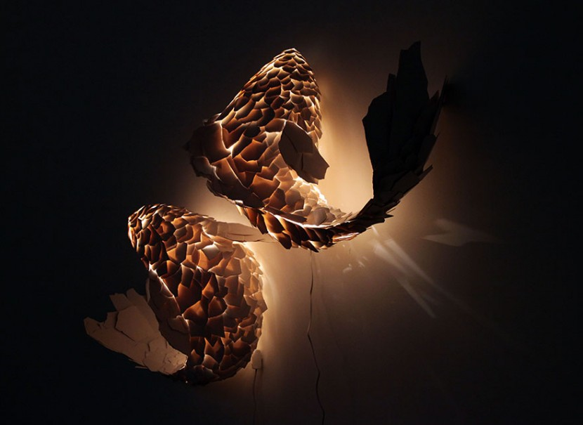 25 Of The Most Creative Lamp And Chandelier Designs 12