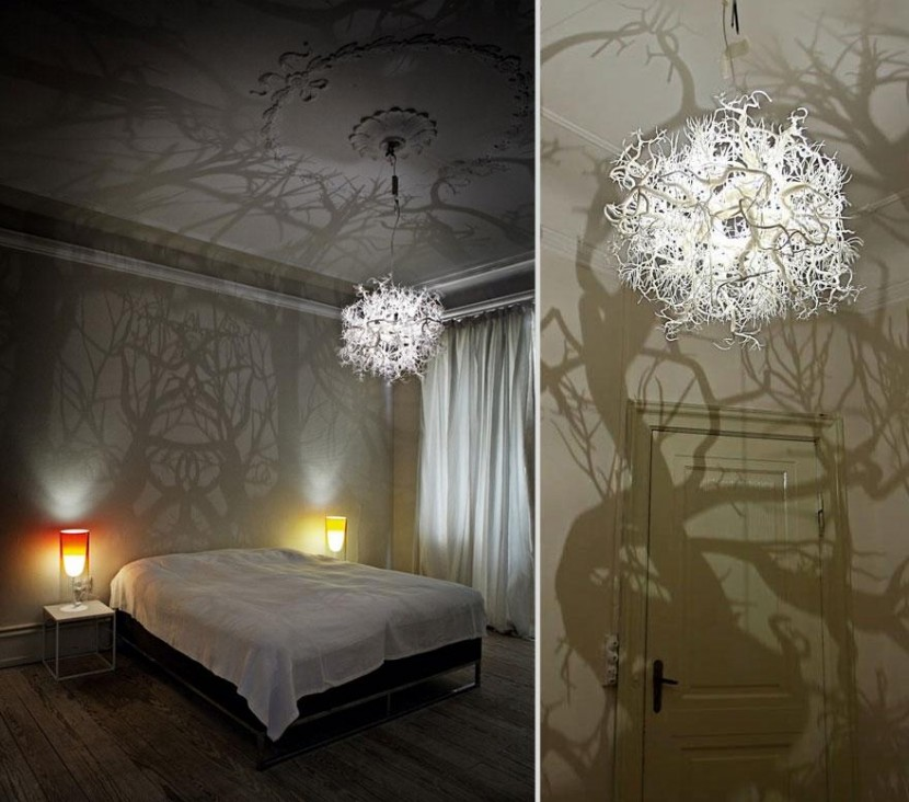 25 Of The Most Creative Lamp And Chandelier Designs 15