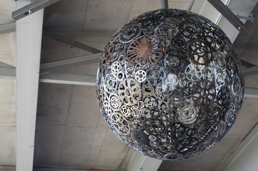 25 Of The Most Creative Lamp And Chandelier Designs 28