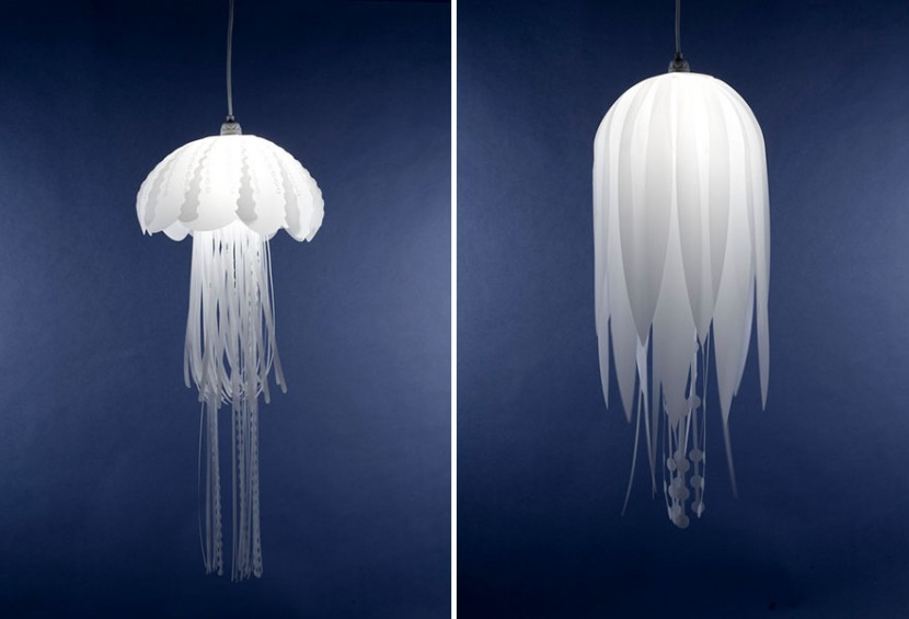 25 Of The Most Creative Lamp And Chandelier Designs 36