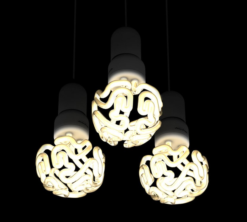 25 Of The Most Creative Lamp And Chandelier Designs 47