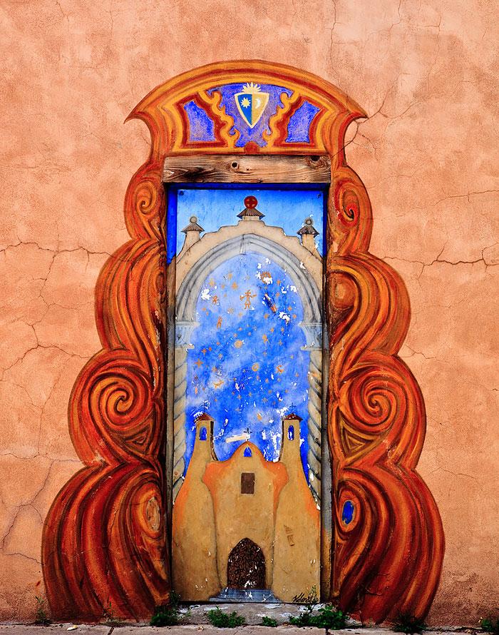 30扇令人歎為觀止的門,帶你通往奇幻世界 4
