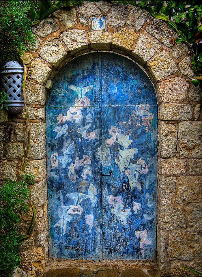 30扇令人歎為觀止的門,帶你通往奇幻世界 12