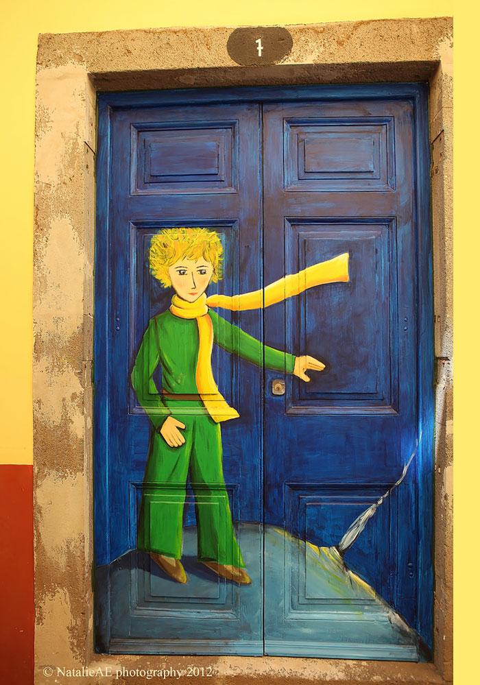 30扇令人歎為觀止的門,帶你通往奇幻世界 13