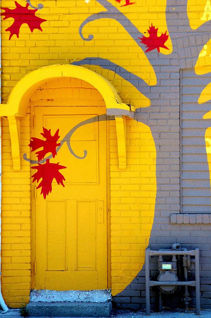 30扇令人歎為觀止的門,帶你通往奇幻世界 18