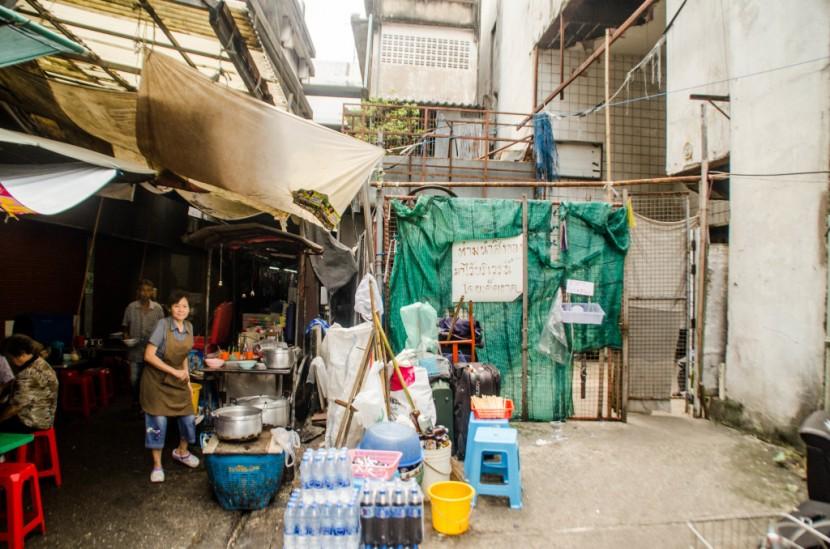 Abandoned Bangkok Shopping Mall Hides a Fishy Secret  2