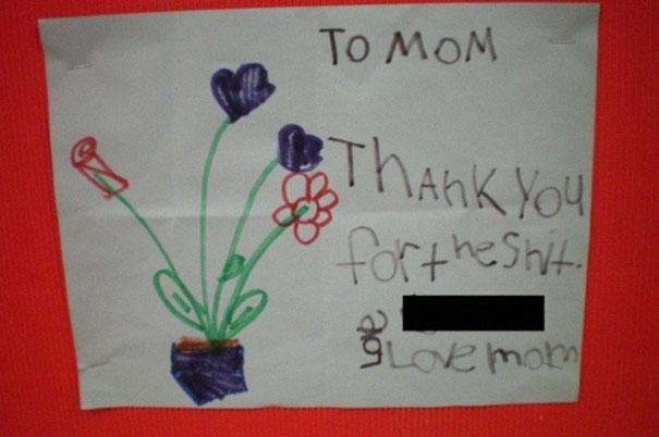 22個樂翻天的兒童拼寫錯誤 1