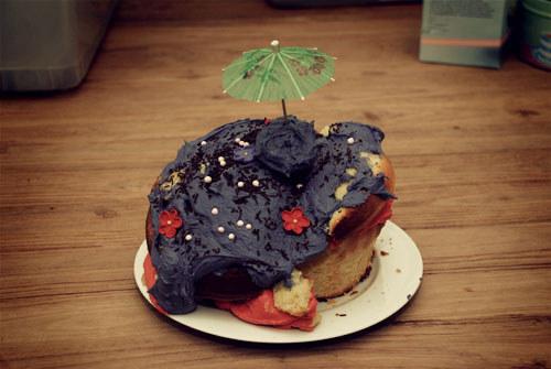 Instagram照片裡的食物看起來很可口?這些照片帶你回到現實世界II 8