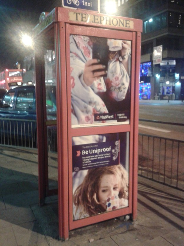 這些照片是在同個地方拍的?!Instagram照片裡的倫敦vs.現實中的倫敦 1
